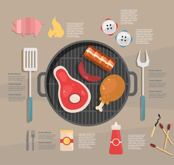 infographics layouts part 2 by Andrew Derr, via Behance