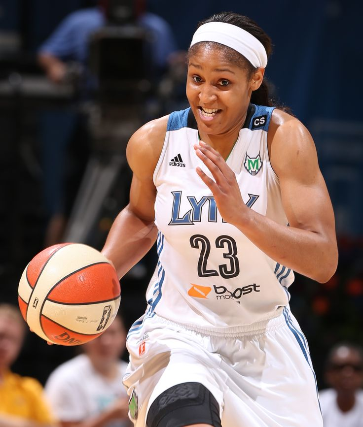 Basketball - This is always the way it was supposed to be for Maya Moore.