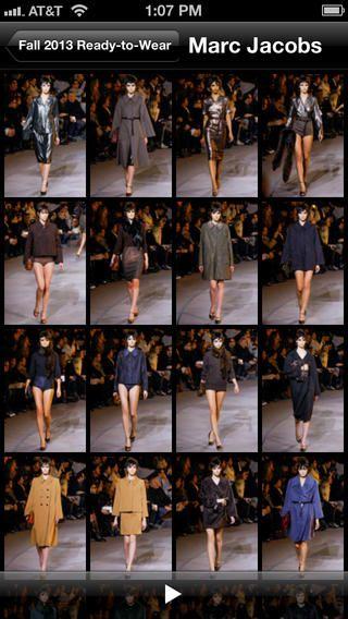Style.com Condé Nast Digital 패션쇼 패션