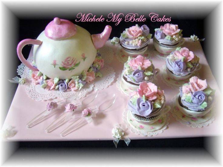 17 Best images about Victorian Cupcakes on Pinterest ...