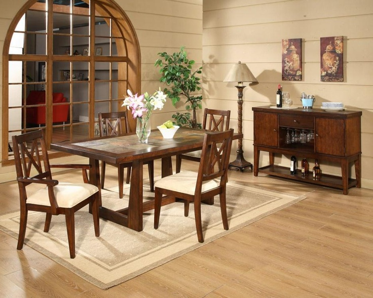 This Set Part Of Bels Mollai Collection Offers 2 Table Options And Chair Styles Dining Room