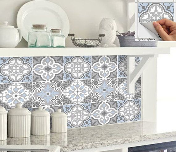 Add a splash of colour to kitchen backsplash or spice up your staircase riser or a facelift on your bathroom wall, instantly transform your home by simply peel and stick. Home decor trend is changing faster than you can hack the wall! Tile decals are the best solution to give your outdated kitchen/bath a fresh look without messy renovation. It saves a hole in your wall as well as a hole in your pocket! These are FLAT vinyl stickers though some designs appeared to be very three-dimensional…