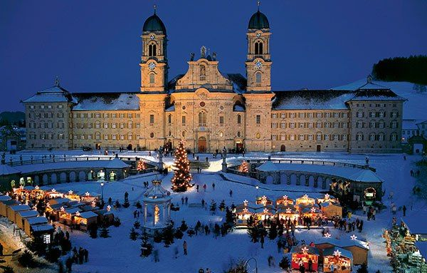 Are you dreaming of a white Christmas? Are you craving the aroma of cinnamon and mulled wine, and the dazzling display of Christmas lights adorning quaint European facades? Then Switzerland, the original winter holiday destination, is yodelling your name! The Swiss take Christmas very seriously – in a fun way of course! – and there's …