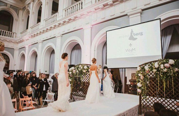 Vintage Wedding Messe Hamburg shabby chic H&M by Asja Keßler  Partner Mona Berg Brautmoden