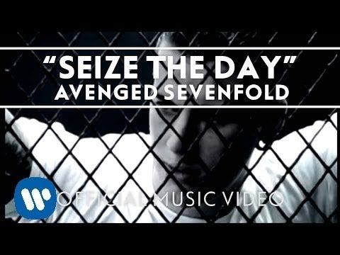 I got: Seize the Day by Avenged Sevenfold! What Is Your Spirit Song?