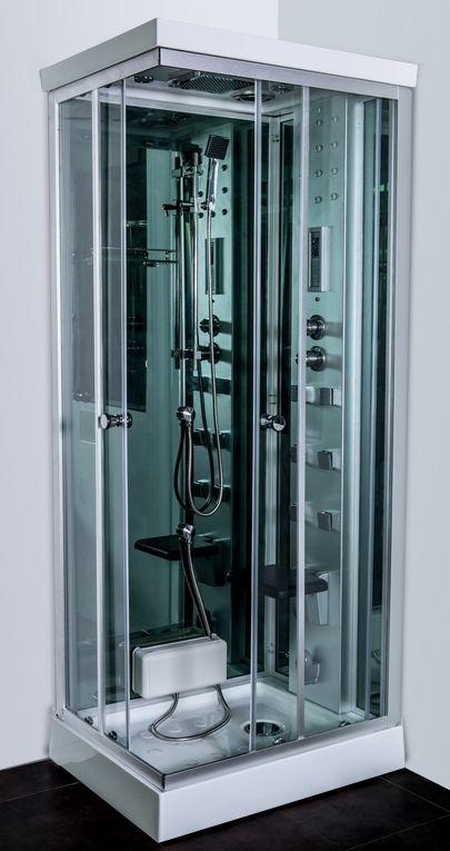 Bagno Doccia Idromassaggio.Pin Su Arredamento Bagno Bathroom