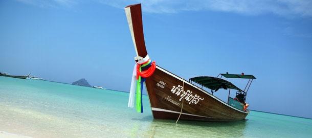Thaimaan kauneimmat saaret