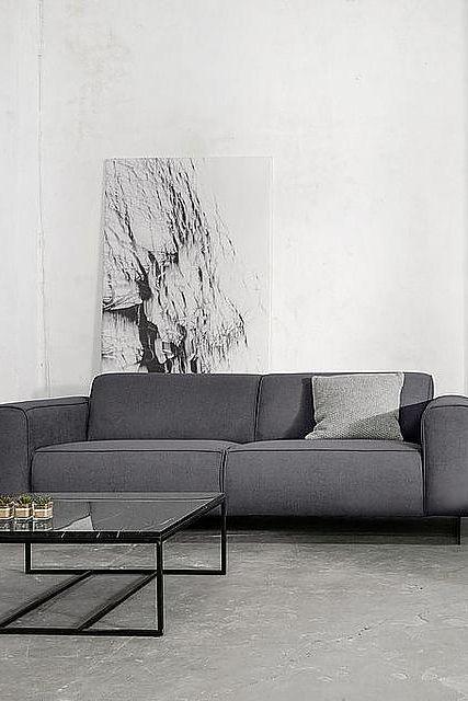 Places Of Style Sessel »Murcia« Mit Federkern, Keder Und Besonderen  Metallfüßen | Einrichtungsideen Wohnzimmer | BAUR | Pinterest
