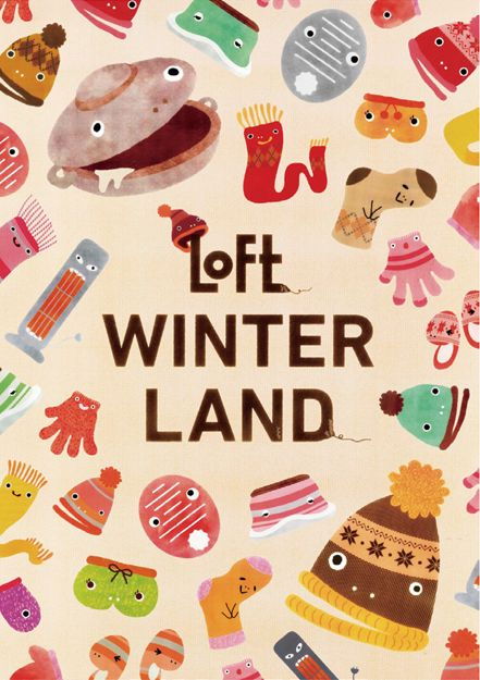 Loft Winter Land♡