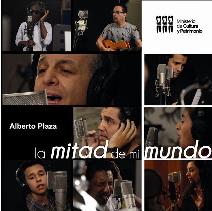 Nueva circulación de discos de la primera colección de antologías de música ecuatoriana | Ministerio de Cultura y Patrimonio