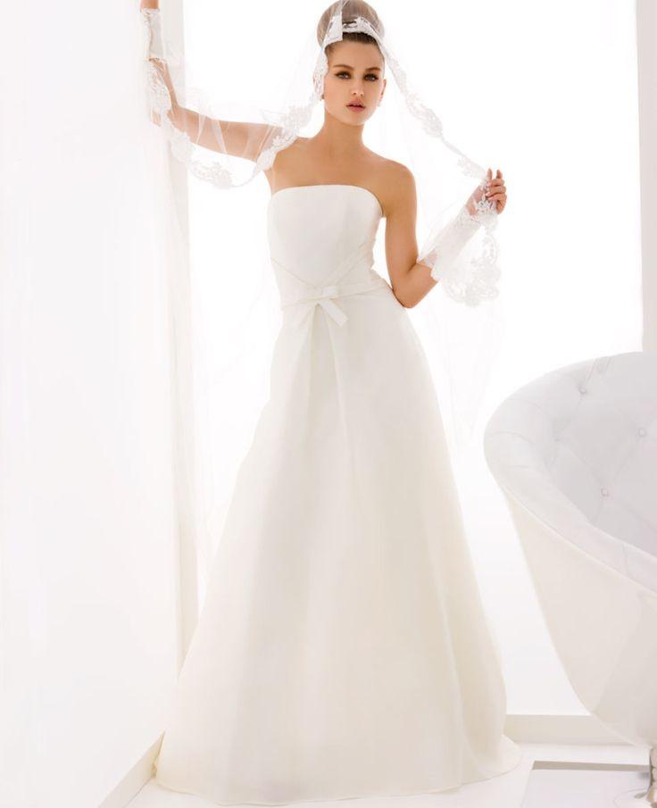 Model: Ginevra - Collezione Chanel di Gloria Saccucci Spose