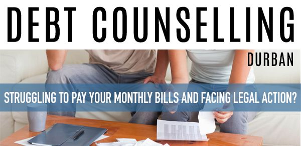 A lot of consumers in Durban are struggling with debt. If you are one of them find out how Debt Counselling can help you now.#debt #baddebt #blacklisted #southafrica #durban