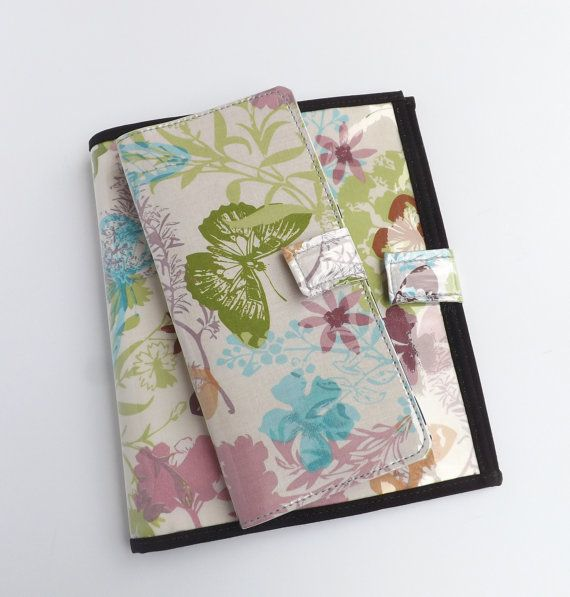 field service matching set stamped butterfly - Field Service Organizer