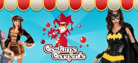 Fancy Dress Ireland, Halloween Costumes Ireland, Costume Shop