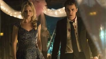 Candice King Paul Wesley tvd CW