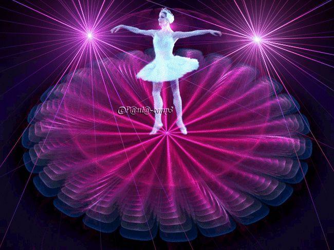 Beautiful balerina