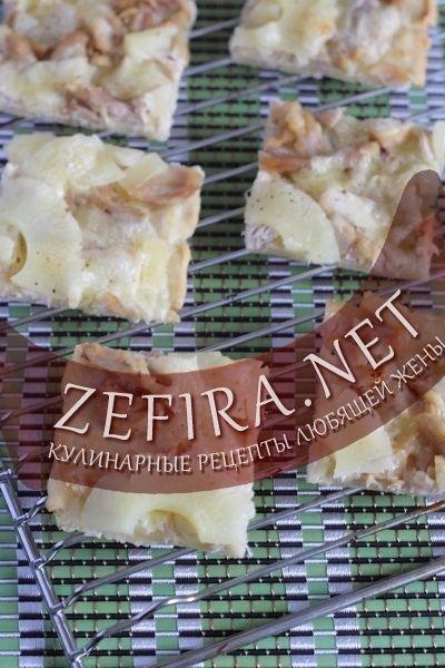 Рецепт пирога с курицей, сыром и ананасами. Обсуждение на LiveInternet - Российский Сервис Онлайн-Дневников