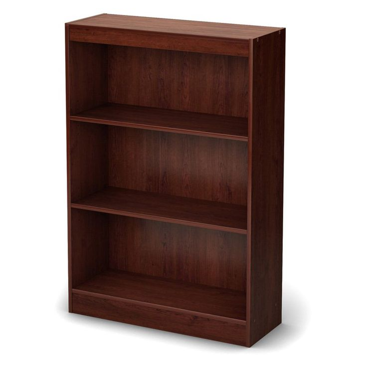 South Shore Axess Collection Royal Cherry Bookcase - 7246766C