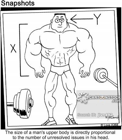 Bodybuilding cartoons, Bodybuilding cartoon, funny, Bodybuilding picture, Bodybuilding pictures, Bodybuilding image, Bodybuilding images, Bodybuilding illustration, Bodybuilding illustrations