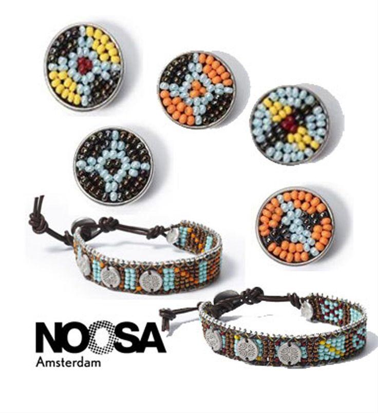 NIEUW! Noosa Amsterdam Tribal collection - limited edition - gebaseerd op de accessoires van de Masaï stammen uit Oost-Afrika - NummerZestien.eu
