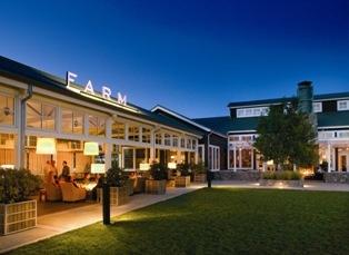 One of the many fine restaurants -FARM Napa Valley