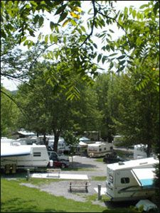 A Pigeon Forge Campground Just Minutes From Gatlinburg