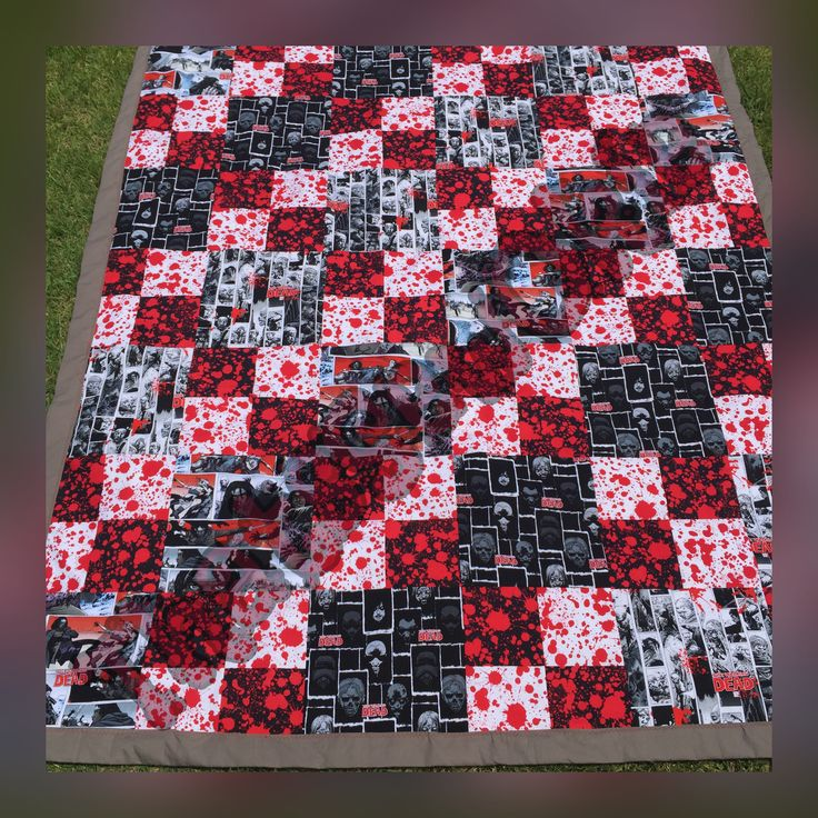 12 best Zombie quilt images on Pinterest | Fandoms, Mugs and ... : quilting information - Adamdwight.com