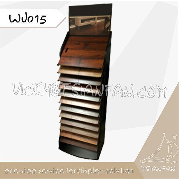 WJ015--12PCS sample boards flooring display