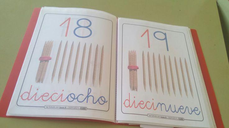 Cuaderno números