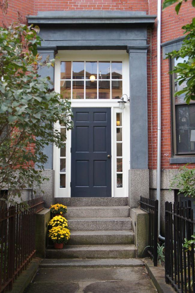 25 best ideas about navy front doors on pinterest blue front doors front door porch and. Black Bedroom Furniture Sets. Home Design Ideas