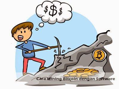 Cara Mining Bitcoin dengan Software (Penambang Bitcoin) >> http://goo.gl/LZsQAP #bitcoin #penambang