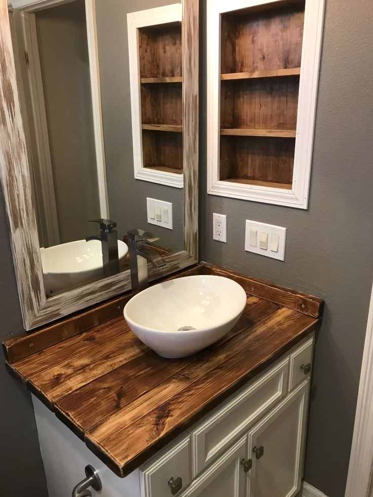 Bathroom Countertop Inspirations