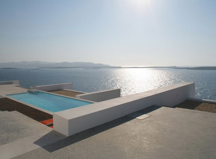 summer house in Paros, Greece