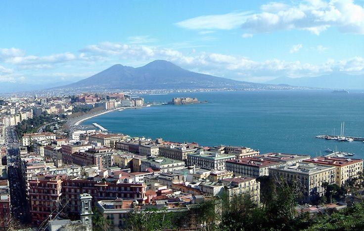 Un weekend a Napoli tra lavoro e vacanza