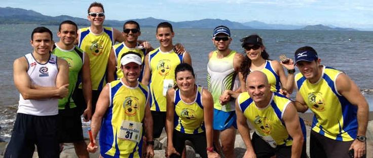 El Equipo PSS Fusion en La Carrera de Relevos SJ-Puntarenas 2012