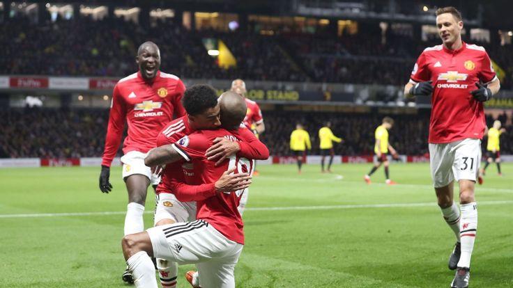 Ashley Young's brace, brilliant Jesse Lingard lead Manchester United