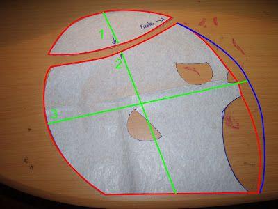 Nebulaluben: Cómo hacer una máscara de lucha libre