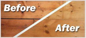 Filling Gaps and Cracks in Prefinished Wood Flooring