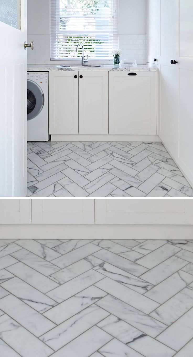 91 best flooring images on pinterest modern contemporary homes contemporary houses and modern for Geometric bathroom floor tile