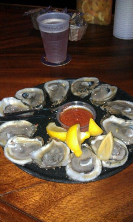 The perfect place in the Quarter to grab a dozen oysters and cold beer.