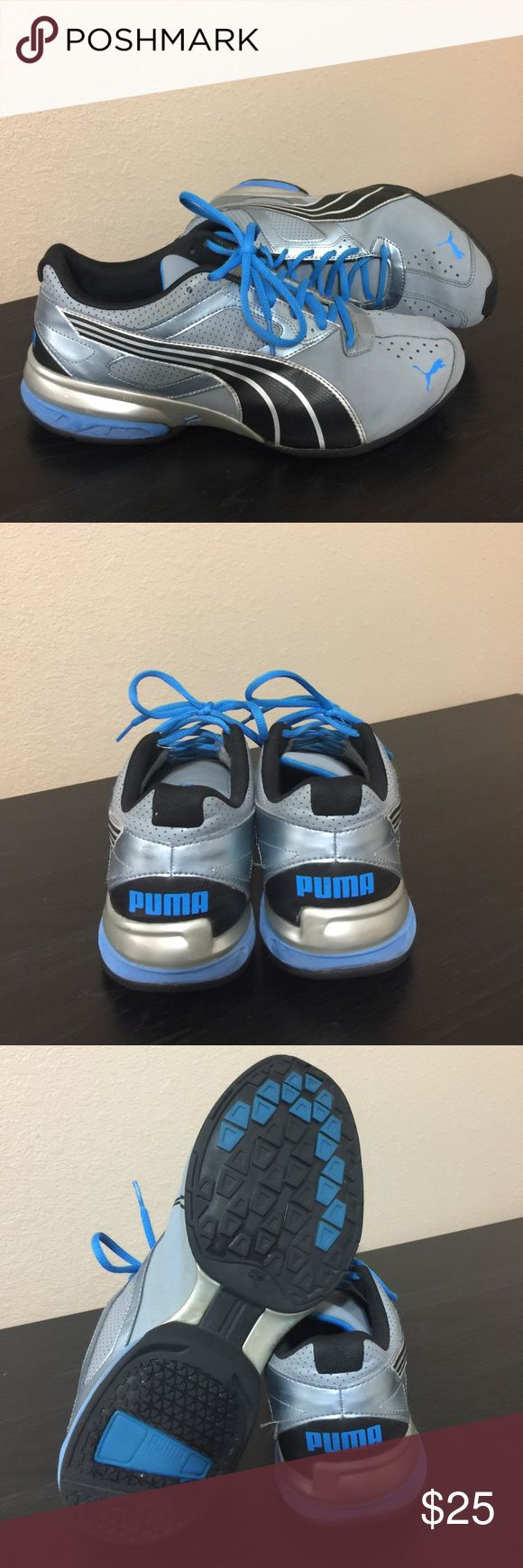 Men's PUMA running shoes Men's PUMA running shoes. Slight wear. Still in great shape. Puma Shoes Athletic Shoes