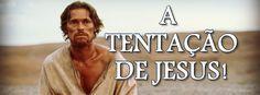 A Tentação de Jesus no Deserto - Hebraica