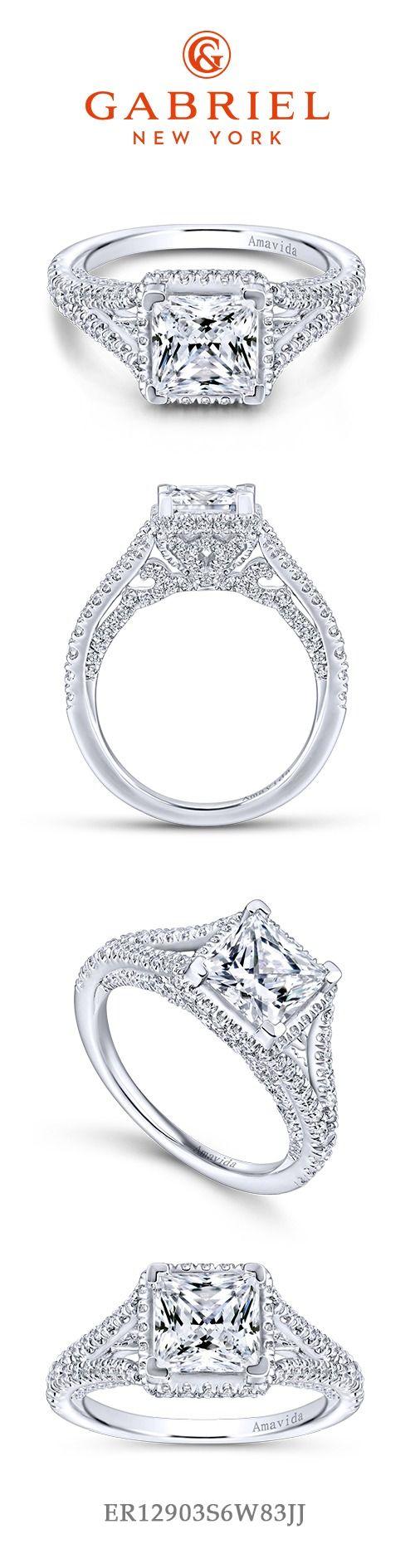 25+ Best Ideas About Diamond Rings On Pinterest  Round Cut Diamond Rings,  Diamonds And Princess Wedding Rings