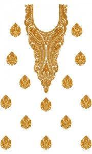 Anarkali Umbrella Dress Design 16187