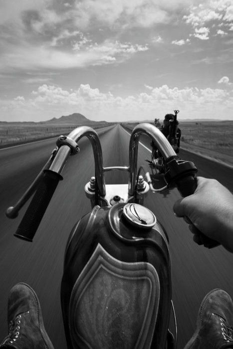 NOW AND THENMotorcycles, Harley Davidson, The Roads, Old Schools, Album Photos, Open Roads, Stuff I Like, Roads Trips, Harleydavidson