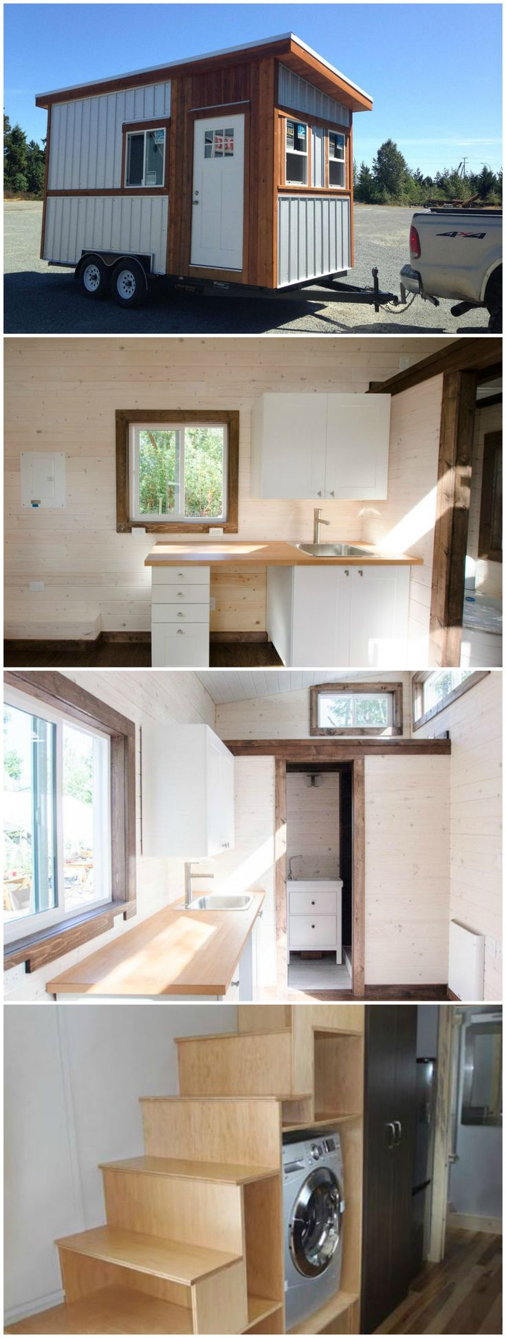 Stormey by Rewild Homes Tiny Houses