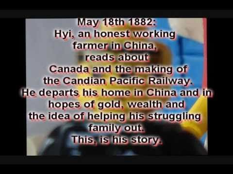 Canadian Pacific Railway History Project