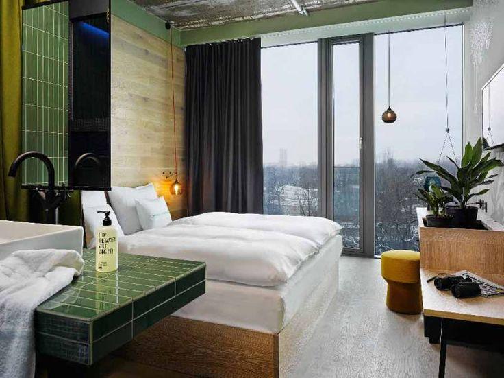 Amazing hours Hotel Bikini Berlin Jungle M Zimmer mit Blick