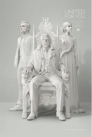 "Citizens of Panem: President Snow's Second Panem Address ""Unity"""