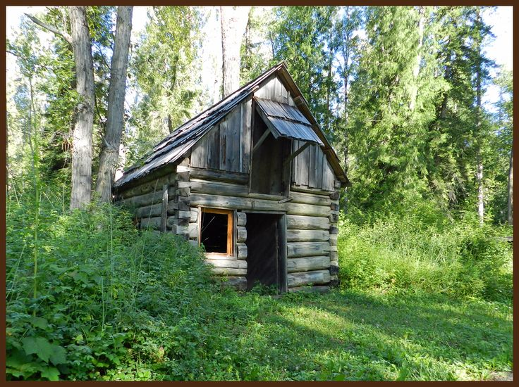 Another great restored building on the Quesnel Forks Historic Site..